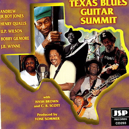 Texas Blues Guitar Summit by Various Artists