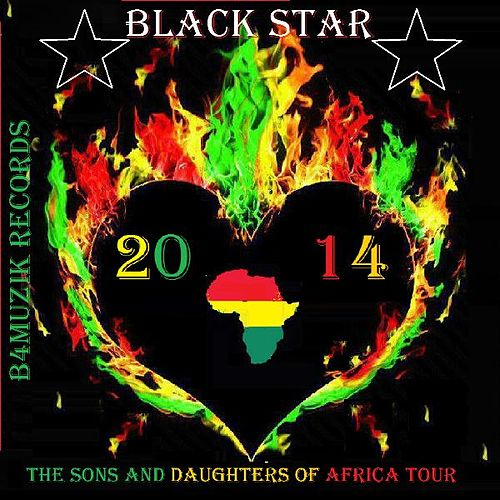 Sons and Daughters of Africa by Black Star