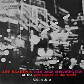 At The Jazz Corner... Vol. 1 & 2 von Art Blakey