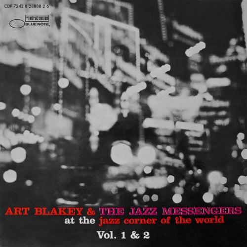 At The Jazz Corner... Vol. 1 & 2 by Art Blakey