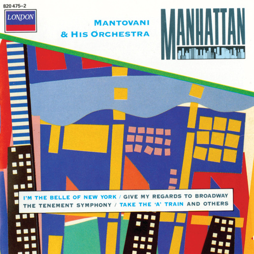 Manhattan by Mantovani & His Orchestra