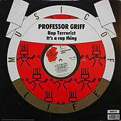 It's a Rap Thing by Professor Griff