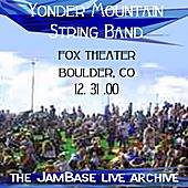 12-31-00 - Fox Theater - Boulder, CO by Yonder Mountain String Band