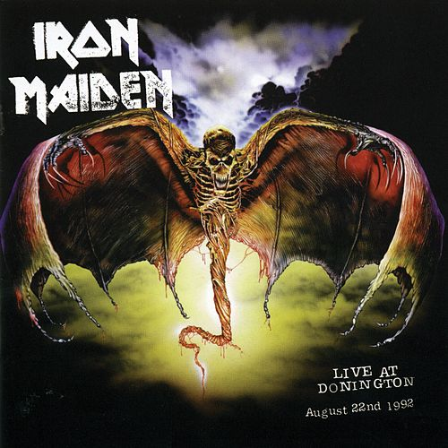 Live at Donington '92 by Iron Maiden