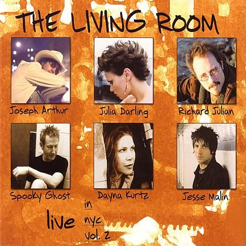 The Living Room - Live In Ny Vol. 2 by Various Artists