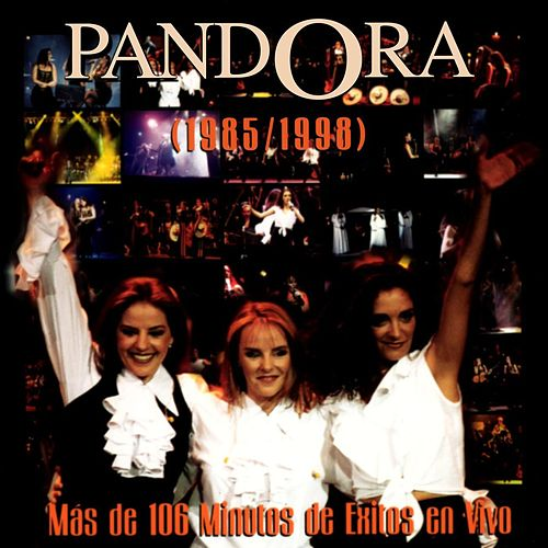 En Vivo (1985/1998) by Pandora
