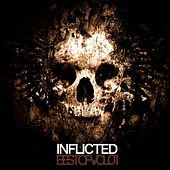 Best of Inflicted, Vol. 01 by Various Artists