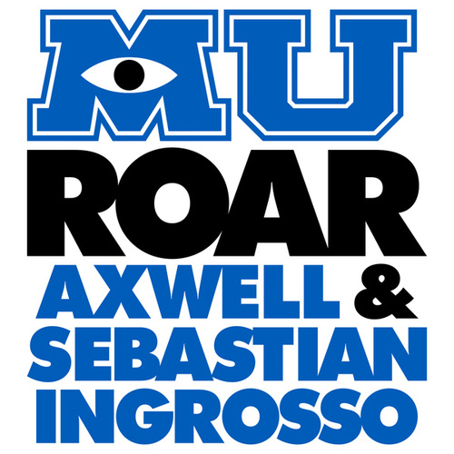 Roar (from 'Monsters University') by Axwell