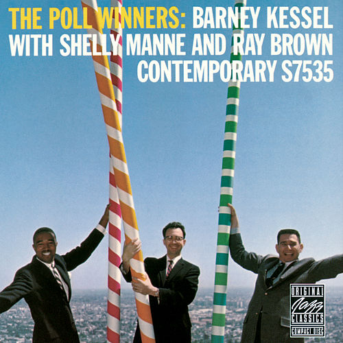 The Poll Winners by Barney Kessel
