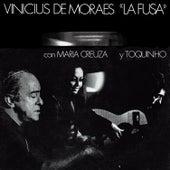 Vinicius de Moraes con Maria Creuza y Toquinho by Vinicius De Moraes