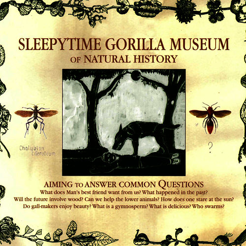 Of Natural History by Sleepytime Gorilla Museum