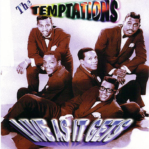 Live As It Gets by The Temptations