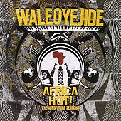 Africa Hot! - The Afrofuture Sessions by Wale Oyejide
