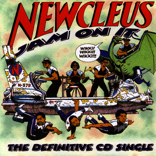 Jam On It - The Definitive CD Single by Newcleus
