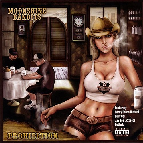 Prohibition by Moonshine Bandits