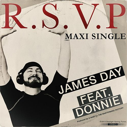 R.S.V.P. (feat. Donnie & U-Nam) by James Day