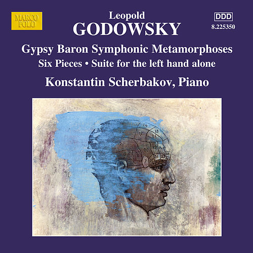 Godowsky: Piano Music, Vol. 11 by Konstantin Scherbakov