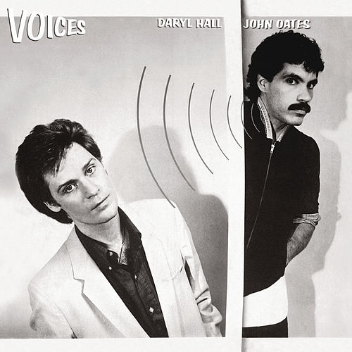 Voices by Hall & Oates