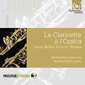 La Clarinette à l'Opéra by Various Artists