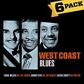 6-Pack: West Coast Blues by Various Artists