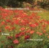 Emmanuel: les 6 sonatines by Laurent Wagschal