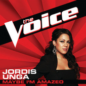 Maybe I'm Amazed by Jordis Unga