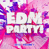 EDM Party! 2013, Vol. 1 by Various Artists