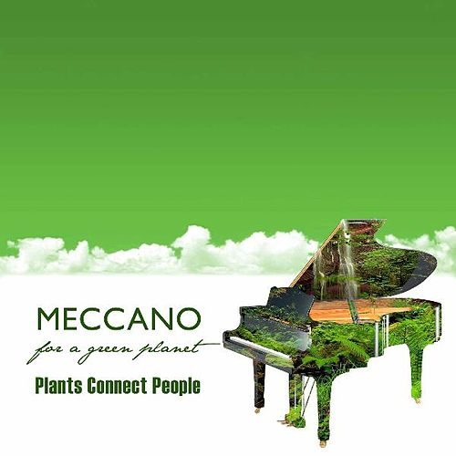 Plants Connect People by Meccano