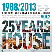 25 Years Of Global House Vol. 2 by Various Artists