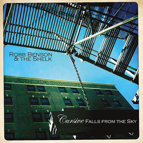 Cursive Falls from the Sky by Robb Benson