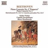 Piano Concertos Nos. 2 and 5 by Ludwig van Beethoven