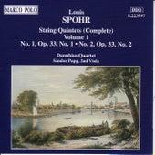 String Quintets Nos. 1 & 2 by Louis Spohr