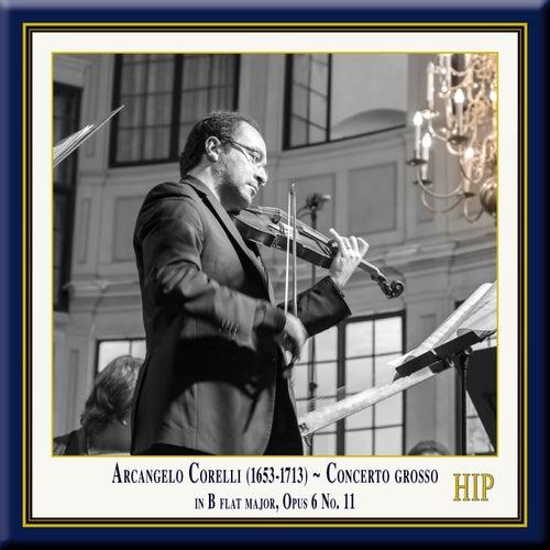Corelli: Concerto Grosso, Op. 6, No. 11 by European Union Baroque Orchestra