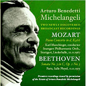 Arturo Benedetti Michelangeli: Two Newly Discovered Broadcast Recordings by Arturo Benedetti Michelangeli
