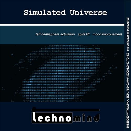 Simulated Universe by Techno Mind