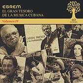 El Gran Tesoro de la Musica Cubana, Vol. 4 by Various Artists