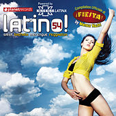 Latino 54 - Salsa Bachata Merengue Reggaeton (Compilation Ufficiale Fiesta Festival Roma) by Various Artists