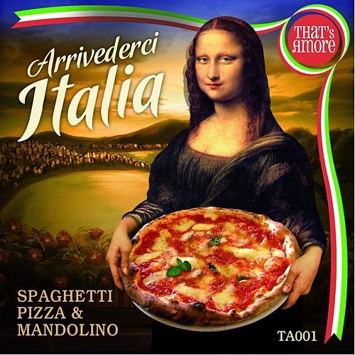 Various - Spaghetti-Pizza And Psychedelic