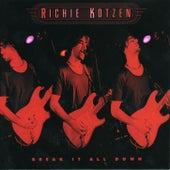 Break It All Down by Richie Kotzen