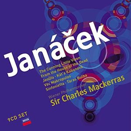 Janacek: Operas by Various Artists