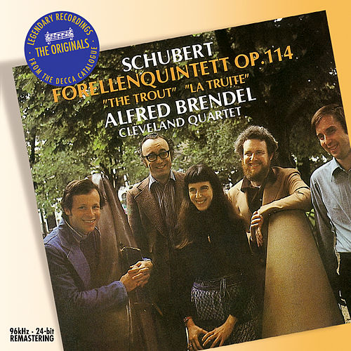 Schubert: Piano Quintet - 'Trout' by Alfred Brendel