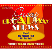 Great Broadway Shows (Vol. 3-4) by Various Artists