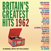 Britain's Greatest Hits 1962 by Various Artists