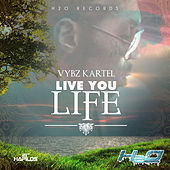 Live You Life - Single by VYBZ Kartel