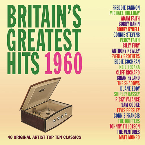 Britain's Greatest Hits 1960 by Various Artists