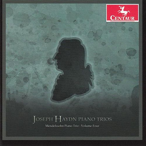 Haydn: Piano Trios, Vol. 4 by Mendelssohn Piano Trio