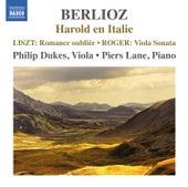 Berlioz: Harold en Italie - Roger: Viola Sonata by Philip Dukes