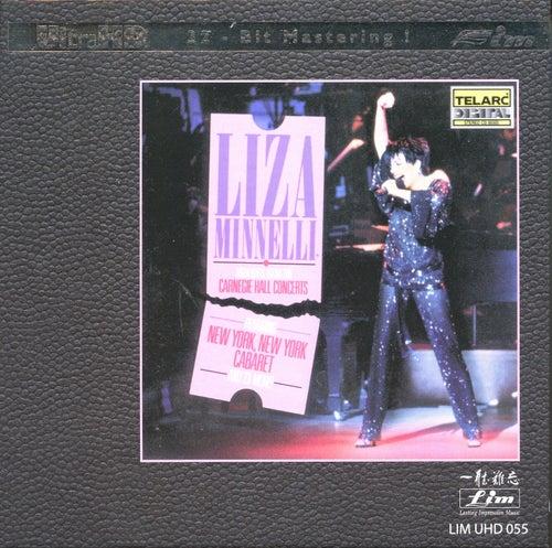 Liza Minneli - Carnegie Hall Concerts by Liza Minnelli