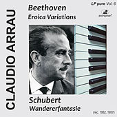 Arrau plays Beethoven and Chubert (LP-Pure Vol. 6) by Claudio Arrau