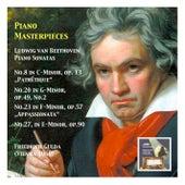 Piano Masterpieces: Friedrich Gulda, Vol. 2 (Vienna, 1960) by Friedrich Gulda